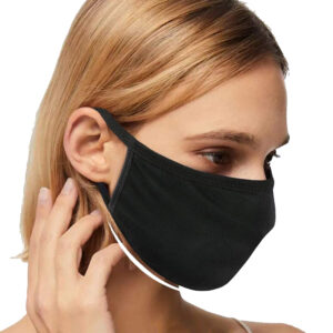 Cotton Spandex Blank Mask Side New