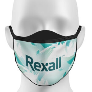 Fully Sublimated Mask- Rexall