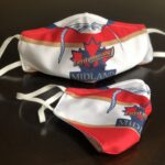 sublimated face mask made in canada