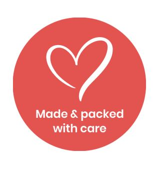 Made & Packed with Care