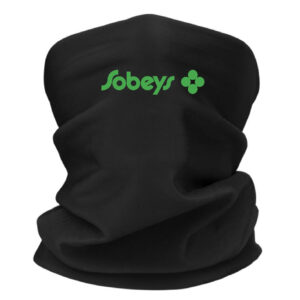 Polyester Gaiter with logo