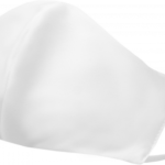 adjustable face mask made in canada white
