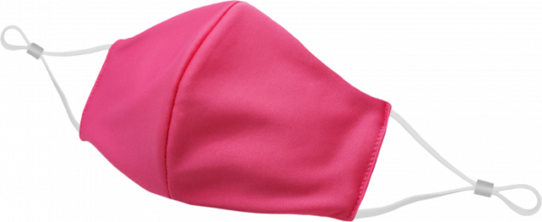 adjustable face mask made in canada pink